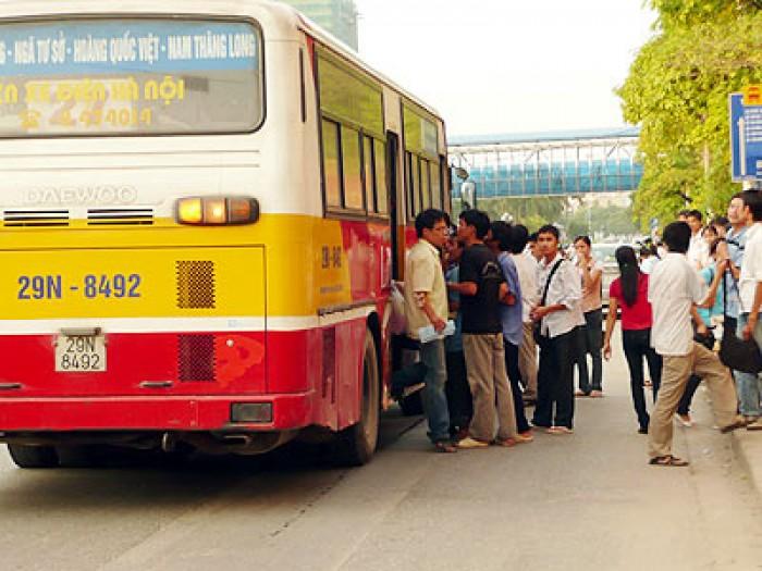 Đầu tư hạ tầng phục vụ vận tải bằng xe buýt được hỗ trợ lãi suất