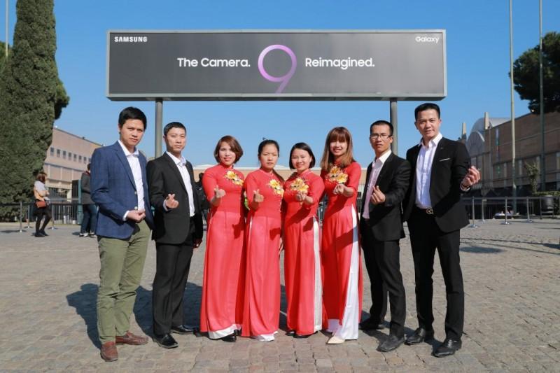 Lần đầu tiên những người sản xuất đến từ Việt Nam tham dự