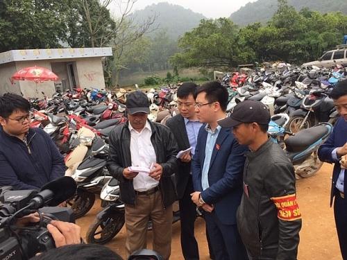 khao sat cong tac trong giu xe sau tet nguyen dan ky hoi 2019