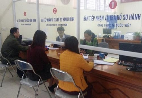 Cán bộ, công chức, viên chức tập trung xử lý công việc ngay sau Tết