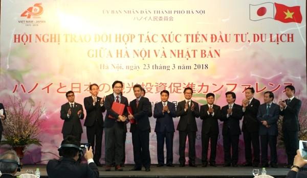 Hà Nội tổ chức Hội nghị xúc tiến du lịch với Nhật Bản vào cuối tháng 3