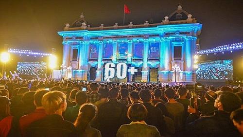 Hà Nội phát động hưởng ứng Chiến dịch Giờ trái đất năm 2019