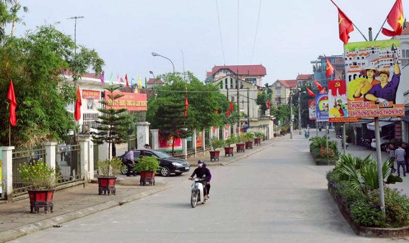 Hà Nội công nhận 8 xãđạt chuẩn nông thôn mới nâng cao