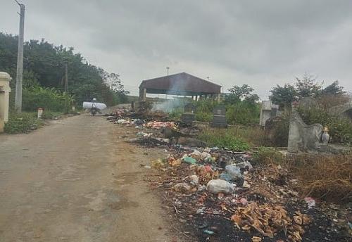 Khoanh vùng, kiểm soát chất thải ngăn ngừa dịch Covid-19 tại khu dân cư