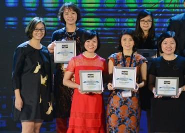 """Vingroup - """"Nơi làm việc tốt nhất Việt Nam"""" lĩnh vực bất động sản, bán lẻ, du lịch"""