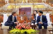 Thụy Điển và Hà Nội tăng cường hợp tác phát triển giao thông công cộng