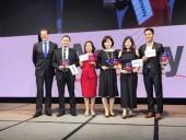 Amway Việt Nam cùng lúc nhận hai giải thưởng lớn về nhân sự