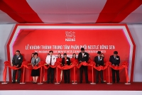 Nestlé Việt Nam khánh thành Trung tâm Phân phối mới tại tỉnh Hưng Yên