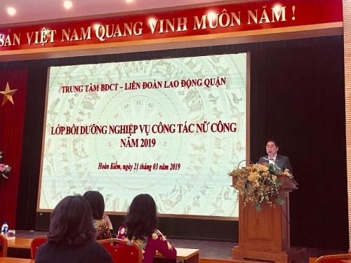 300 hoc vien tham du boi duong nghiep vu cong tac nu cong nam 2019