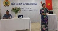Công ty IPP- Hà Nội tổ chức thành công Hội nghị người lao động