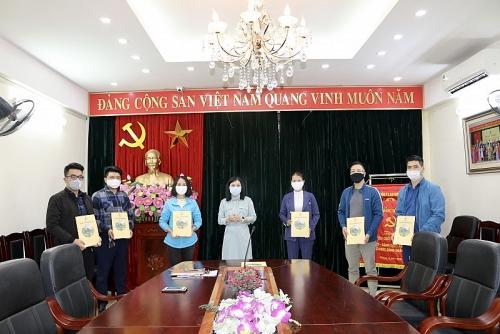 LĐLĐ quận Hoàn Kiếm sát cánh cùng người lao động phòng chống dịch Covid-19