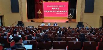 Đại biểu Quốc hội thành phố Hà Nội tiếp xúc cử tri quận Đống Đa