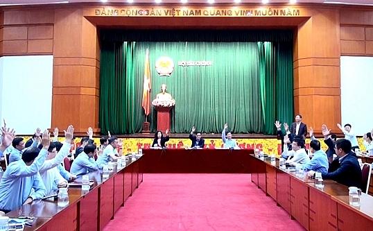 Bộ Tài chính giới thiệu người ứng cử Đại biểu Quốc hội khóa XV