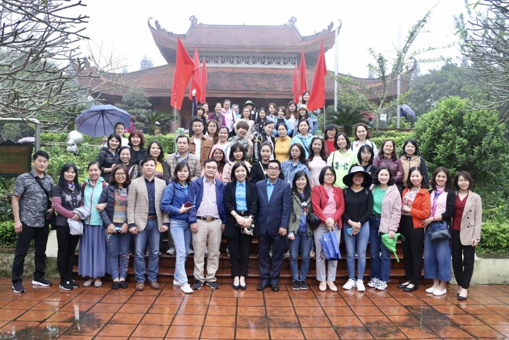 Liên đoàn Lao động quận Hoàn Kiếm: Sinh hoạt Câu lạc bộ Nữ công quý I/2021