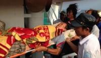 Quảng Ngãi: Một tàu cá bị đâm ở ngư trường Hoàng Sa