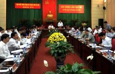 Hà Nội quyết tâm tạo chuyển biến mạnh trong CCHC