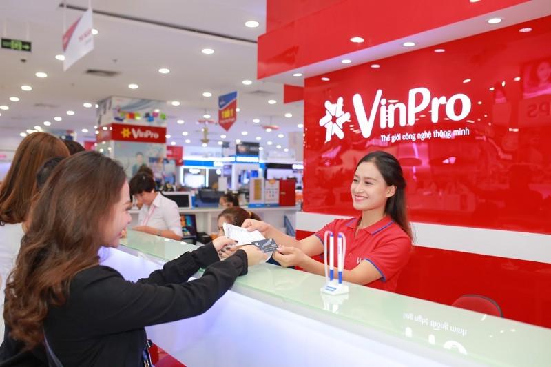 """Nhanh tay """"săn"""" 6.666 giải thưởng trong tuần lễ vàng mua hàng điện máy VinPro"""