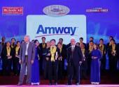 Amway Việt Nam lần thứ 4 vinh dự nhận Giải thưởng Rồng Vàng