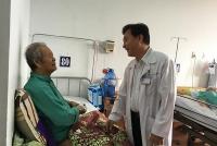 Đảm bảo người cao tuổi có hoàn cảnh khó khăn được khám chữa bệnh miễn phí