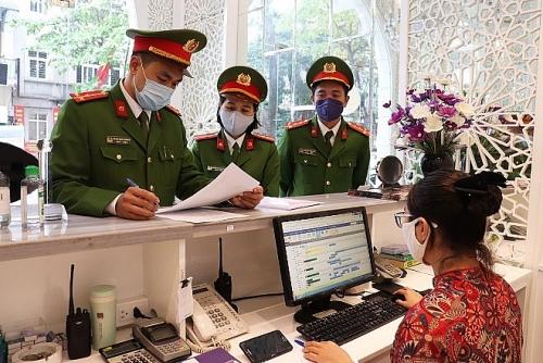 Quận Hoàn Kiếm: Phòng, chống dịch Covid -19 song hành phát triển kinh tế xã hội