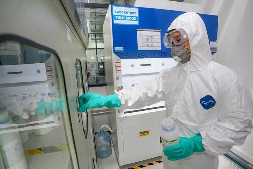 Hà Nội cung ứng đầy đủ vật tư, trang thiết bị y tế đảm bảo công tác phòng chống dịch bệnh COVID-19