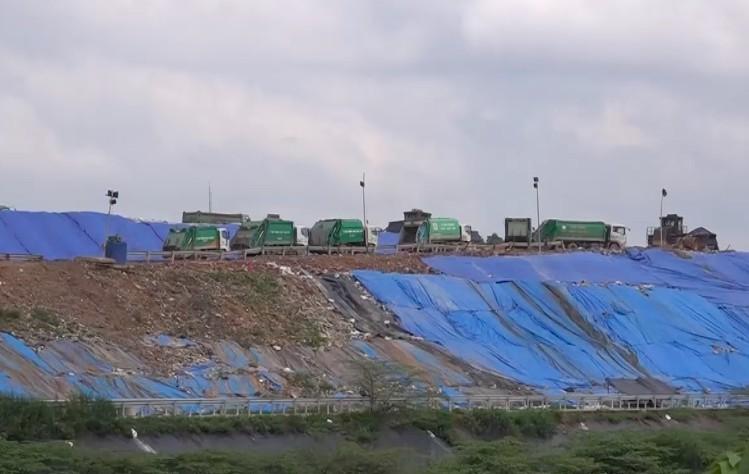 UBND Thành phố trả lời cử tri huyện Sóc Sơn về Khu liên hợp xử lý chất thải Nam Sơn