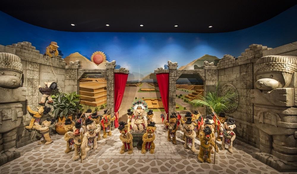 """Những lý do ai cũng """"phải đến"""" Nhà Gấu Teddy đầu tiên ở Việt Nam"""
