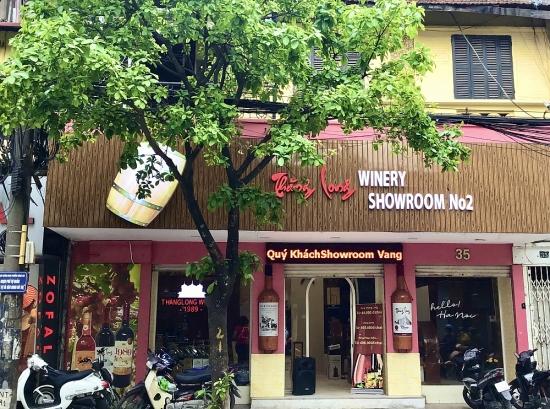 Trải nghiệm văn hoá vang tại Thăng Long Vinery
