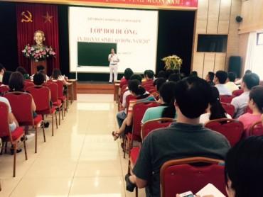 Gần 300 CBCNVCLĐ tham gia bồi dưỡng kiến thức ATVSLĐ