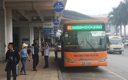 Hà Nội sẽ mở mới tuyến xe buýt chất lượng cao Hà Đông - sân bay Nội Bài