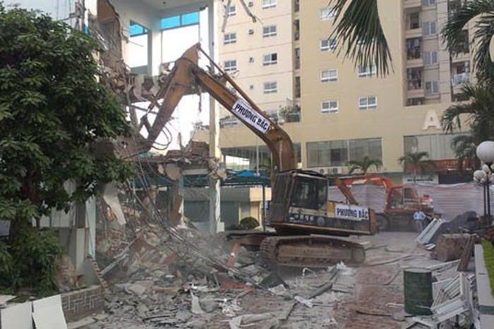 Hà Nội không để công trình vi phạm xây dựng hoàn thiện mới xử lý