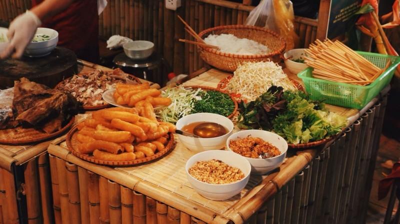 Sắp khai mạc Lễ hội văn hóa ẩm thực Hà Nội năm 2019