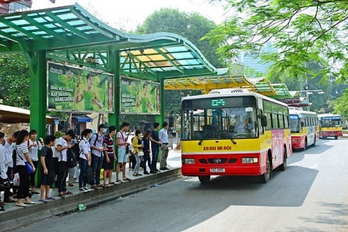 Mở mới 4 tuyến xe buýt trợ giá năm 2019 sử dụng nhiên liệu sạch