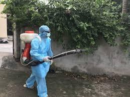 Hà Nội phun hóa chất diện rộng phòng chống dịch bệnh sốt xuất huyết