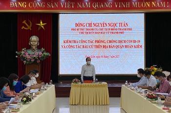 Quận Hoàn Kiếm triển khai đồng bộ, bài bản các nhiệm vụ chuẩn bị bầu cử