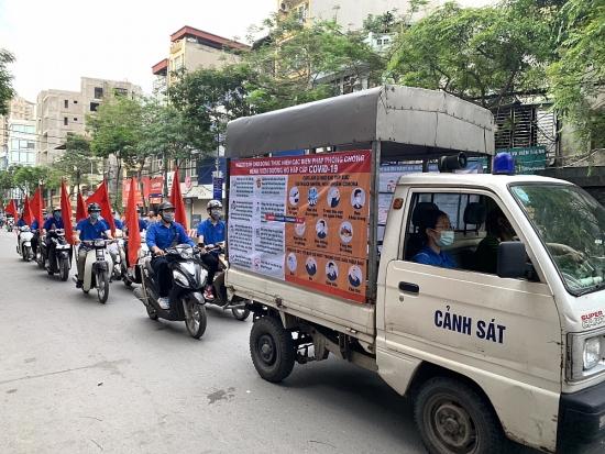 Hà Nội: 100% đài truyền thanh cơ sở vận hành hiệu quả trong phòng, chống dịch Covid-19