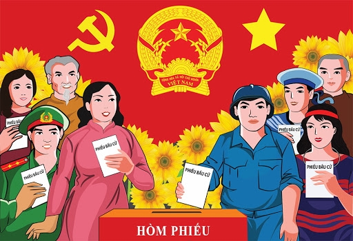 Tăng cường thông tin tuyên truyền về bầu cử tới người lao động
