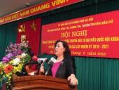 35 tập thể và 47 cá nhân có thành tích trong công tác bầu cử được khen thưởng