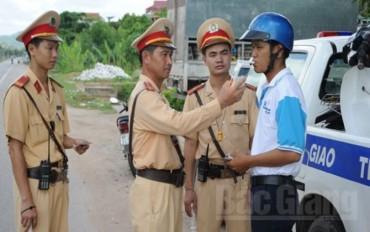 Tổ chức 4 đoàn liên ngành kiểm tra trật tự, an toàn giao thông