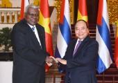 Thủ tướng tiếp Chủ tịch quốc hội Cu Ba