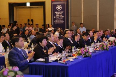 """Đẩy mạnh tuyên truyền Hội nghị """"Hà Nội 2018 - Hợp tác Đầu tư và Phát triển"""""""