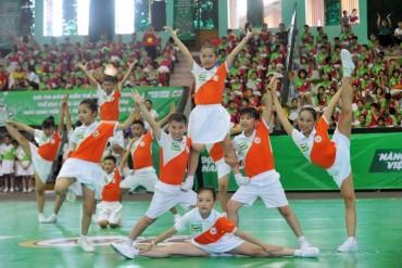 Khơi dậy tinh thần tập thể dục hữu ích trong mỗi học sinh