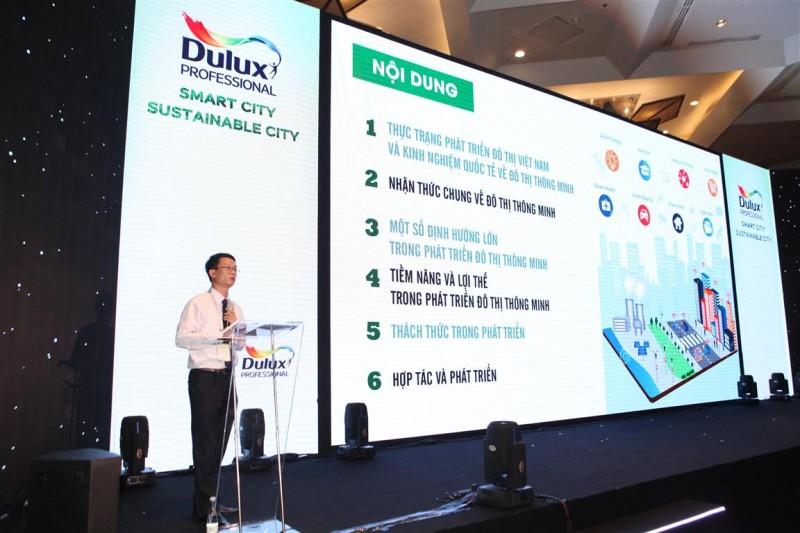 Xây dựng đô thị thông minh là mục tiêu của nhiều thành phố