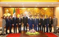 """Hội nghị """"Đối thoại cấp cao về quan hệ kinh tế ASEAN-Italia"""""""