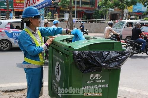 Hà Nội dừng hợp đồng nhà thầu thực hiện vệ sinh môi trường chưa đáp ứng yêu cầu về chất lượng