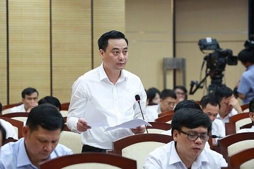 Chủ tịch UBND huyện Thanh Oai giải trình nguyên nhân Cụm công nghiệp Bình Minh-Cao Viên chậm triển khai