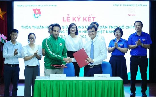 """Nestlé Việt Nam xây dựng 30 """"Sân chơi năng động Việt Nam"""" từ vật liệu tái chế trên toàn quốc"""