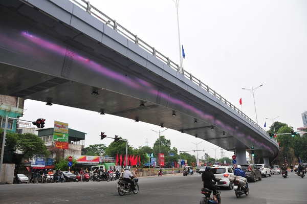 Trước tháng 9/2020 sẽ bảo đảm an toàn nút giao gầm cầu vượt Kim Chung