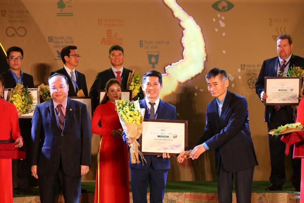 Amway Việt Nam phát hành Báo cáo trách nhiệm xã hội lần thứ 5