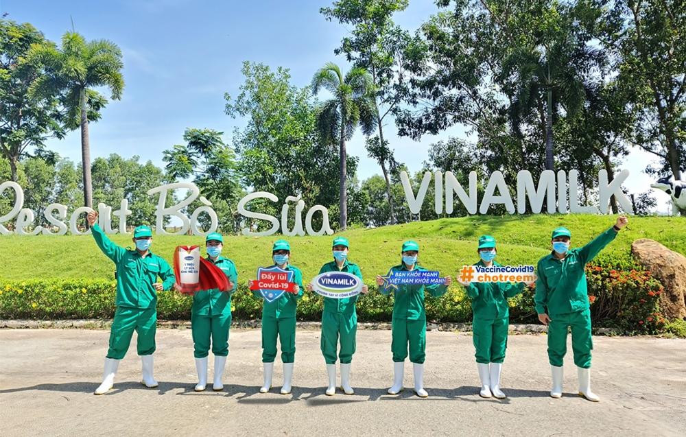 """Vinamilk khởi động chiến dịch """"Bạn khoẻ mạnh, Việt Nam khoẻ mạnh"""" nâng cao sức khoẻ cộng đồng"""